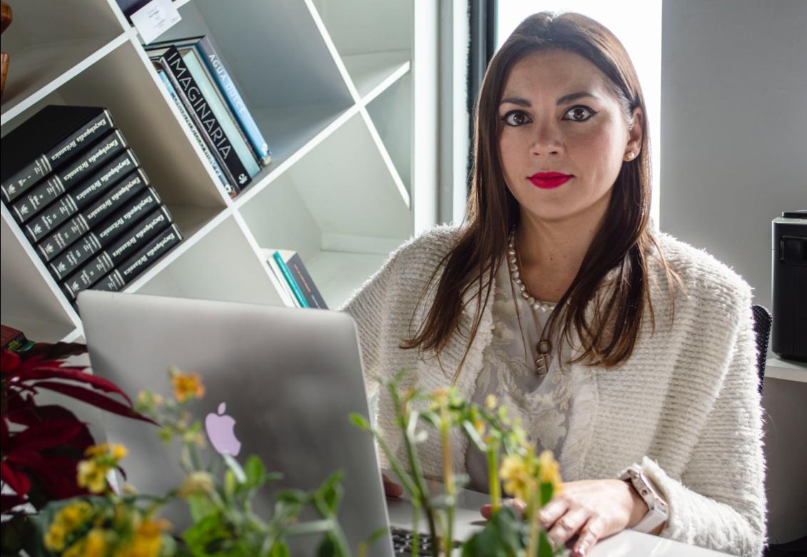 Bárbara Aucejo - Fundadora y Directora de Qué Bárbara Imagen Pública